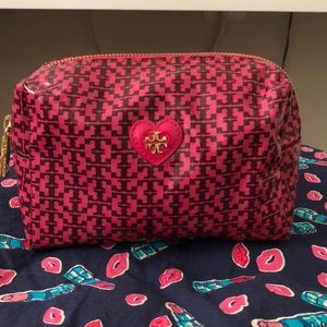 Tory Burch Makeup bag / Cosmetic Case